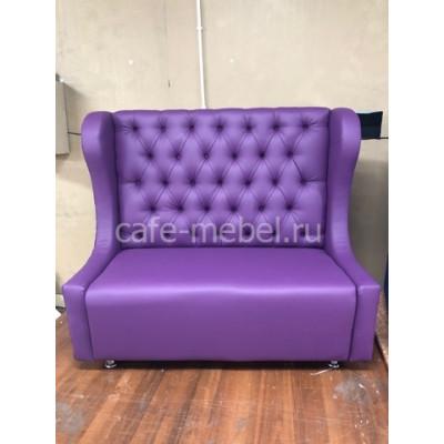 """Диван Барон """"Фиолетовый"""""""